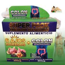 Suplemento Colon Hemorro-ides 150 Tabletas, Colon Cleanser & Natural Laxative