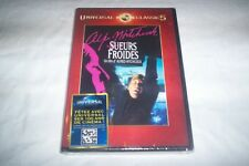 DVD SUEURS FROIDES de alfred hitchcok NEUF