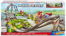 Hot Wheels Mario Kart Mario Circuit Track Set