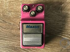 Maxon AD-9, Analog Delay, Made In Japan, 1981, Vintage Guitar Effect Pedal