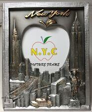 New York Souvenir Picture Frame - New York Skyline Souvenir Gift Collectible