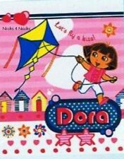 DORA THE EXPLORER POLAR FLEECE BLANKET - LETS FLY A KITE - LICENSED