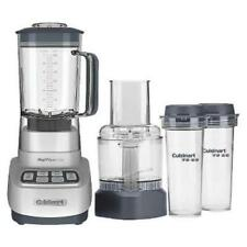 Cuisinart Velocity Ultra Trio 1 Hp Blender/food Processor With Travel (bfp650)