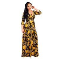 Beba Shop® Vestidos De Moda Para Mujer Largos Fiesta Noche Elegantes Casuales