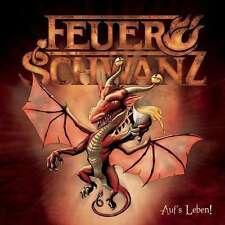 FEUERSCHWANZ Aufs Leben CD+DVD Digipack 2014