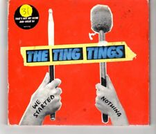 (HO744) The Ting Tings, We Started Nothing - 2008 CD