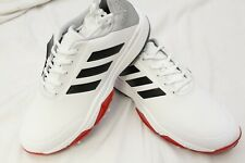 New Men's Adidas Adipower Bounce Golf Shoes (White) Size US 9 Medium