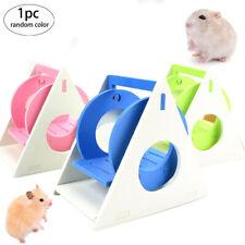 Hamster Swing Hideout Ladder Rat Climbing Toys Small Animal Accessories Random