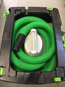 Festool/Mirka Extraction Hose Wrap Cover * Green