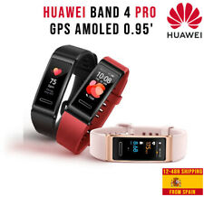"Original Global HUAWEI Band 4 Pro 0.95"" Smart Watch Bracelet Full GPS Fitness"
