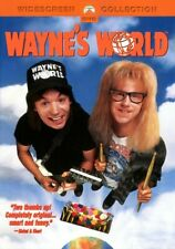 Comedy - Wayne's World (DVD, 2001) (Bilingual) Mike Myers Dana Carvey NEW