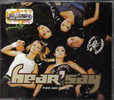 Hear Say-Pure And Simple Promo cd single