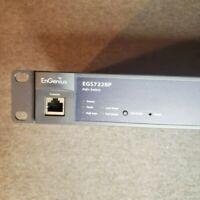 EnGenius EGS7228P 24-Port Gigabit PoE Layer 2 Managed Switch w/ 4 Dual-Speed SFP