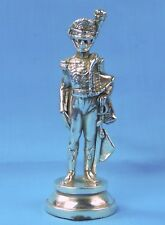 Vintage Sterling Silver Israel Made WW1 Soldier Figurine Statue