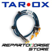 KIT 4 TUBI FRENO SPORTIVI AERONAUTICI TAROX - RENAULT CLIO I 1.4 16V