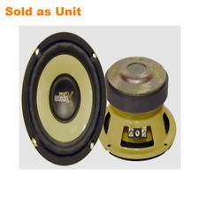 Car Auto 5 Inch Mid Bass Woofer Loud Audio Stereo Subwoofer Speaker 200 Watt NEW
