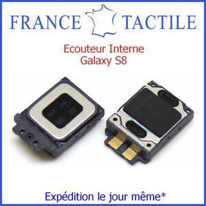 Ecouteur Interne Haut Parleur d'Oreille Earpiece pour Samsung Galaxy S8 SM-G950