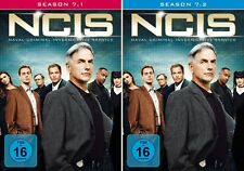 6 DVDs * NCIS - SEASON / STAFFEL 7 ( 7.1 - 7.2 ) IM SET ~ NAVY # NEU OVP +