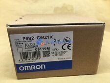 1pcs Omron Rotary Encoder E6b2 Cwz1x 2000pr E6b2cwz1x 5vdc New In Box