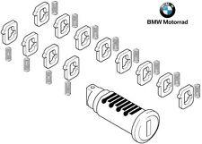 Codierbares Schloß Schließzylinder für BMW Motorrad Koffer Topcase 51257698202