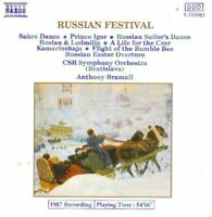 Various - Russian Festival (CD) (1988)