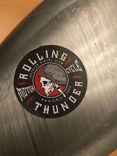 2x motocicleta Pegatina Sticker bike codificador Thunder Chopper Cafe Racer Skull