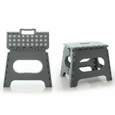 More details for small 150kg folding step stool multi purpose heavy duty home kitchen foldable