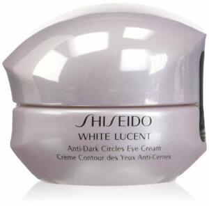 Shiseido White Lucent Anti-Dark Circles Eye Cream .53 oz - OPEN