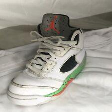 CHOOSE SIZE Air Jordan 5 Retro 136027-051 Camo Dark Stucco Olive Red V OG QS