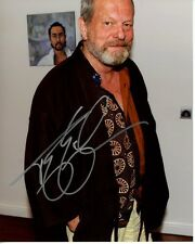 TERRY GILLIAM signed autographed photo MONTY PYTHON