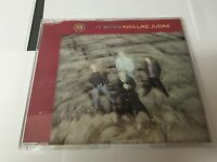 Kiss Like Judas by It Bites CD 5012980098323 EX/F