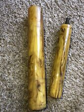 Large, Heavy Bakelite Catalin Rod 995 Grams