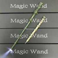 Harry Potter Albus  Dumbledore Magic Wand Led and Pen Combo Set Cosplay Costume