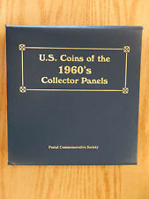 U.S. Coins of the 1960's Collector Panels Album