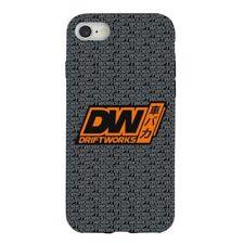 Driftworks Premium Rubber Black Phone Case - iPhone 8 -