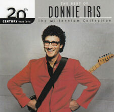 1 CENT CD Donnie Iris ‎– The Best Of Donnie Iris:20th Century Masters