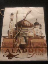 Vintage Aladdin Casino Las Vegas Gift Bag