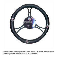 Northwest NFL Atlanta Falcons Car Truck Suv Van Boat Steering Wheel Cover