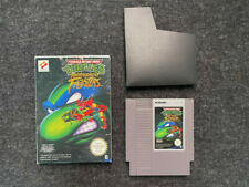Nintendo Entertainment System - NES - Spiel  Turtles Tournament Fighters in OVP