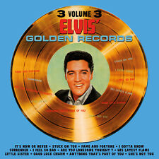 CD Elvis Presley : Elvis' Golden Records Volume 3 (Version Stereo & Mono)