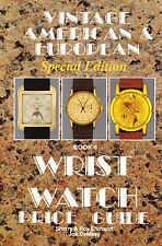 Roy Ehrhardt Book 6 WristWatch American & European Edition Price Guide