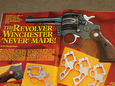 GUNS & AMMO TEST  RUGER 44 CARBINE, AMT 22 RIFLE, SGFD 1911 IN 40 + WIN REVOLVER