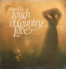 Eddie Rabbitt / Charlie Rich / Tammy Wynette(Vinyl LP)Country Love-K TE-M/M