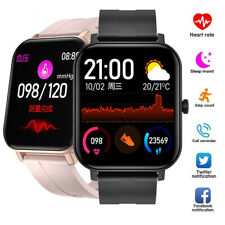 2020 Smart Watch for Android iPhone Waterproof Smartwatch for Men Women Gifts
