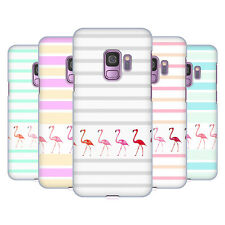 OFFICIAL MONIKA STRIGEL FLAMINGOS AND STRIPES BACK CASE FOR SAMSUNG PHONES 1