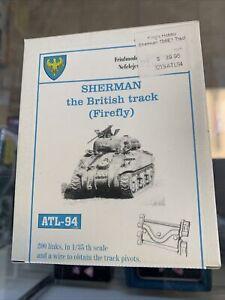 1/35 Friulmodel #ATL-94 Sherman Firefly Metal Link Track Set