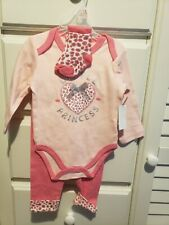 Little Princess Baby Girl Outfit Nwt 6/9 months