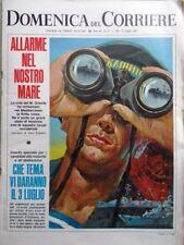 La Domenica del Corriere 27 Giugno 1967 Medio Oriente Mao Atomica Beatles Ebrei