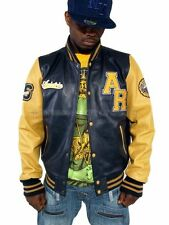 Aviatrix Leather Bomber, Harrington Coats & Jackets for Men