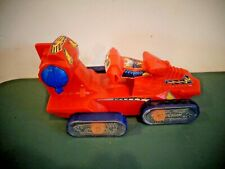 VINTAGE 1983 MATTEL HE MAN MASTERS OF THE UNIVERSE MOTU ATTAK TRAK VEHICLE WORKS